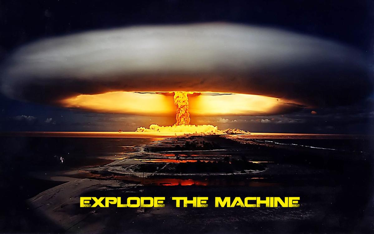 Explode the Machine - Rock Revolution